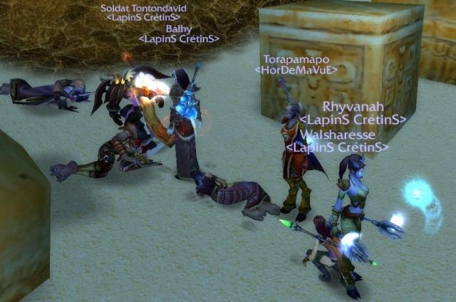 Screens - de la guilde HorDeMaVuE en 2009 ! Torapa10