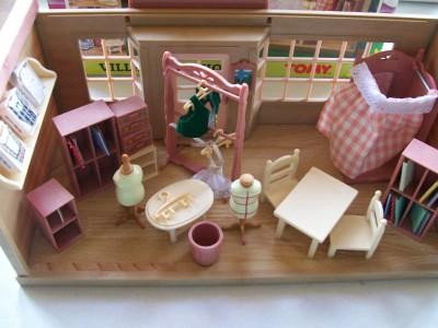 création d'une petite boutique sylvanian 22815310