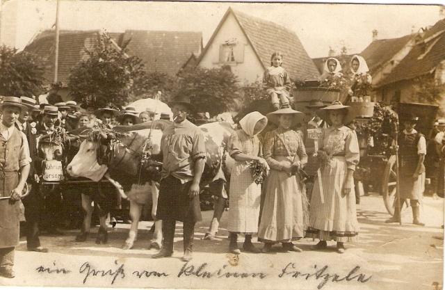 La vie à la campagne autrefois 1911_310
