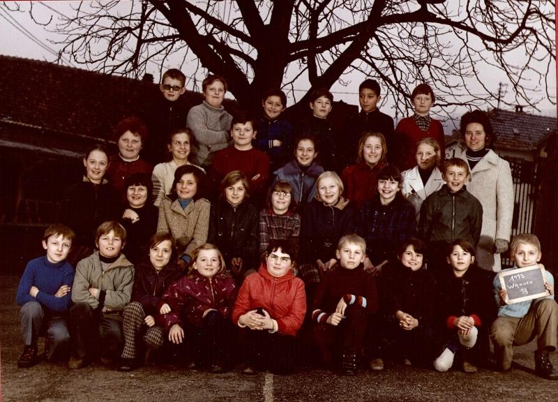 Les écoles d'hier à Wangen - Page 3 1972-110