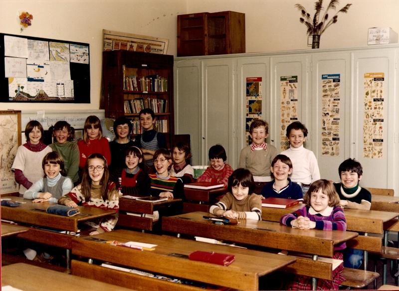 Les écoles d'hier à Wangen - Page 3 1981-110