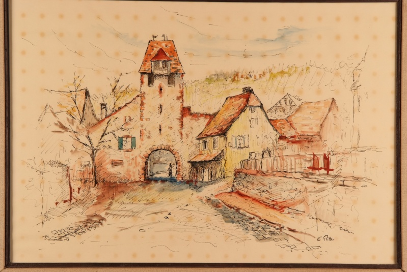 Etienne RITTER - Artiste peintre Dscf0711