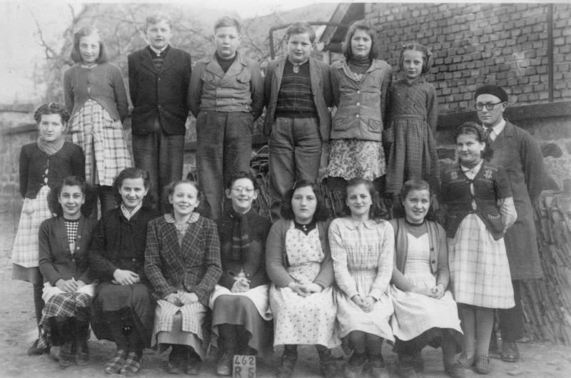 Les écoles d'hier à Wangen - Page 3 Ecole110