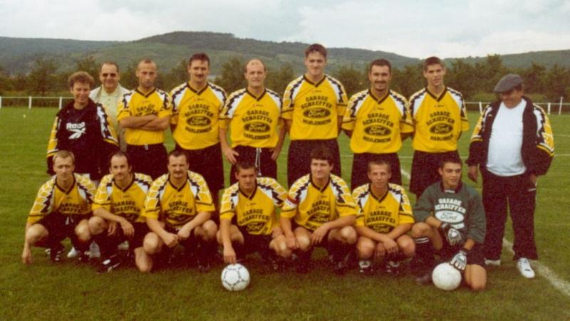 L e FC Wangen Westhoffen Equipe10