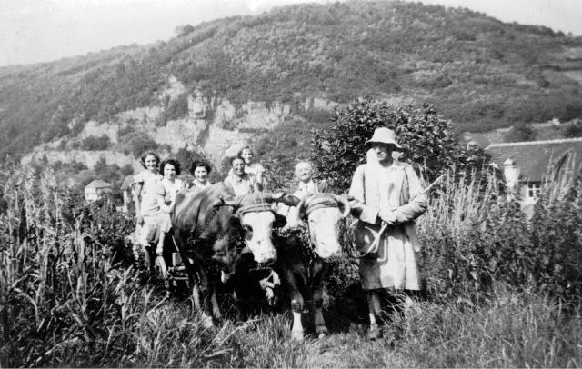 La vie à la campagne autrefois Image112