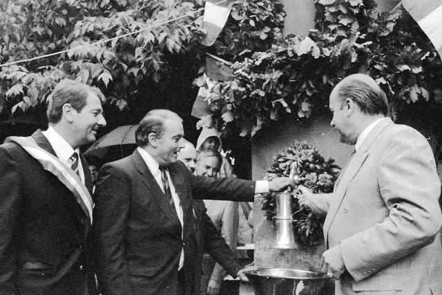 Wangen:Fête de la fontaine 1989 Img05010