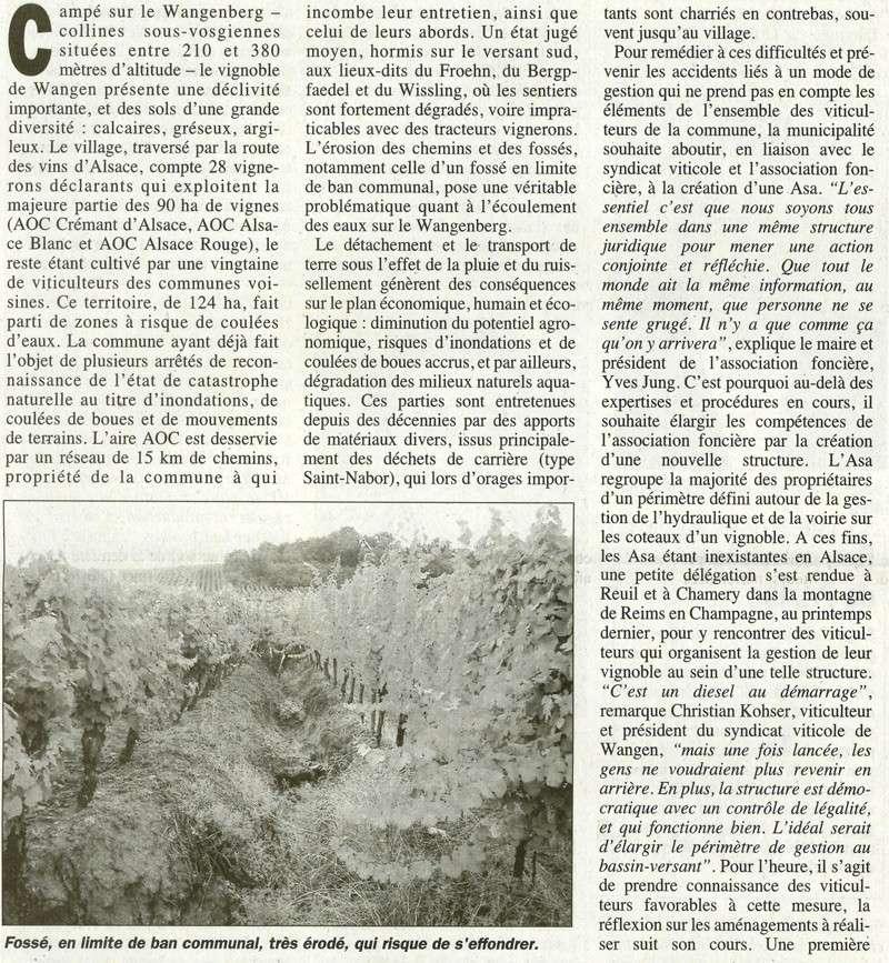 Le vignoble de WANGEN Journa11