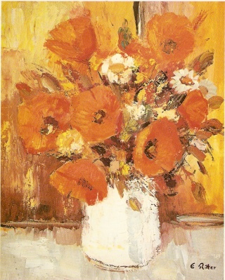 Etienne RITTER - Artiste peintre Numari23