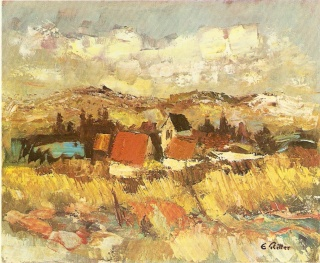 Etienne RITTER - Artiste peintre Numari24