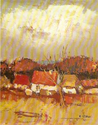 Etienne RITTER - Artiste peintre Numari27
