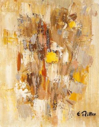 Etienne RITTER - Artiste peintre Numari28