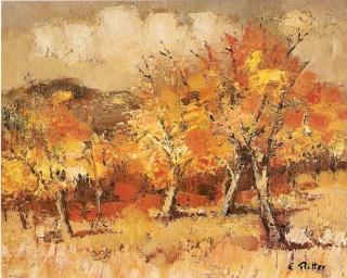 Etienne RITTER - Artiste peintre Numari30