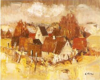 Etienne RITTER - Artiste peintre Numari33