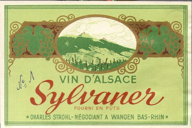 Distillerie et négoce en vins STROHL à Wangen Numari35