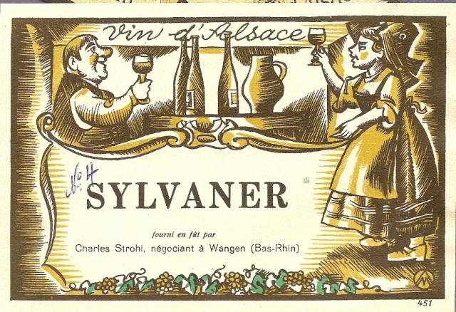 Distillerie et négoce en vins STROHL à Wangen Numari39