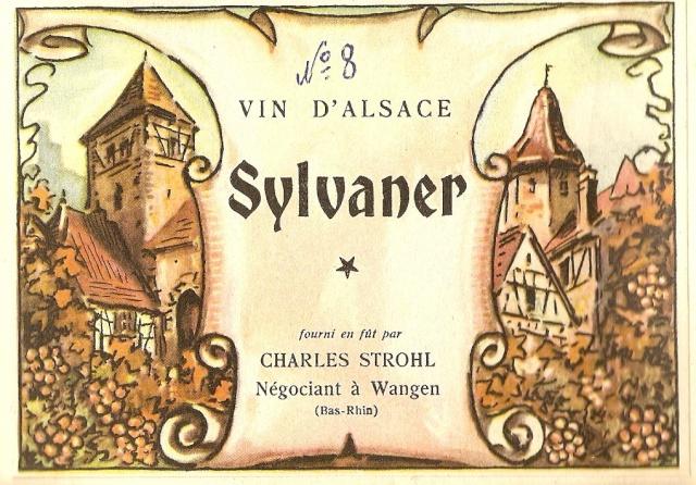 Distillerie et négoce en vins STROHL à Wangen Numari44