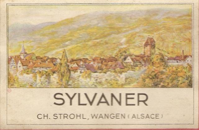 Distillerie et négoce en vins STROHL à Wangen Numari45