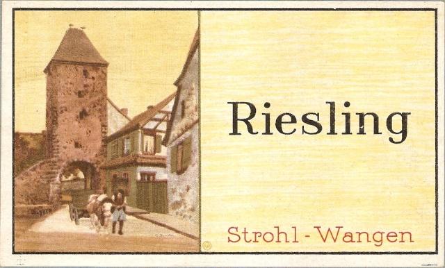 Distillerie et négoce en vins STROHL à Wangen Numari46