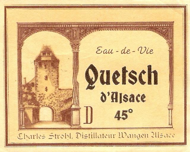 Distillerie et négoce en vins STROHL à Wangen Numari48