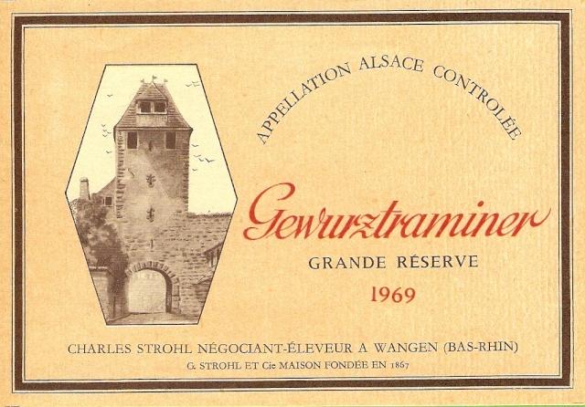 Distillerie et négoce en vins STROHL à Wangen Numari53