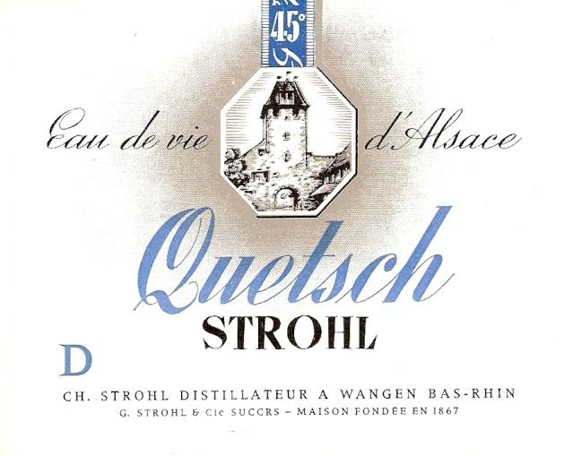 Distillerie et négoce en vins STROHL à Wangen Numari55