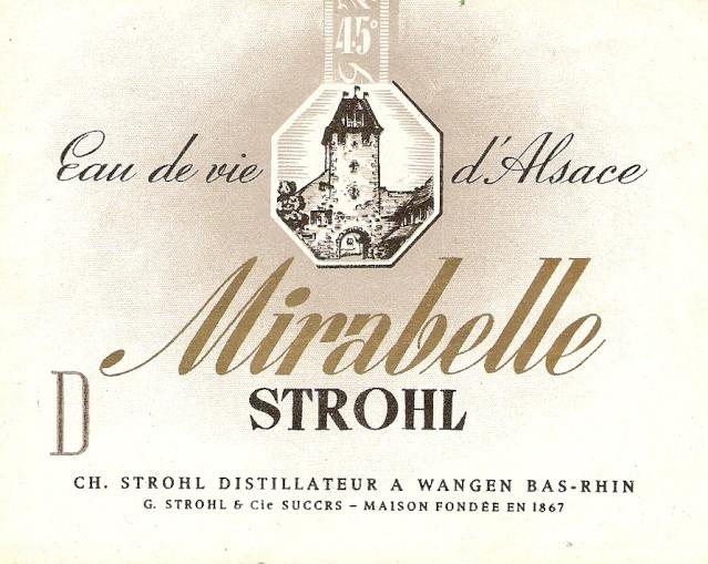 Distillerie et négoce en vins STROHL à Wangen Numari56