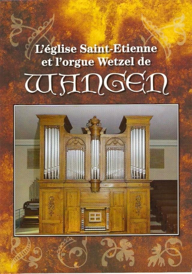 Les Amis de l'Orgue Wetzel de Wangen Numari57