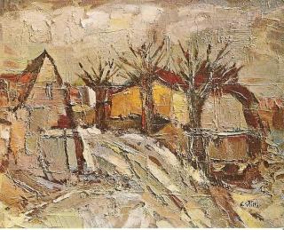 Etienne RITTER - Artiste peintre Numari61