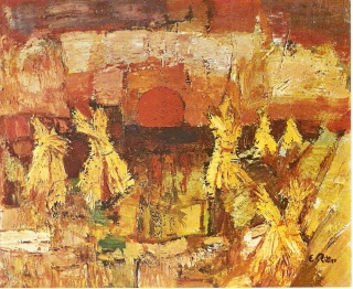 Etienne RITTER - Artiste peintre Numari62