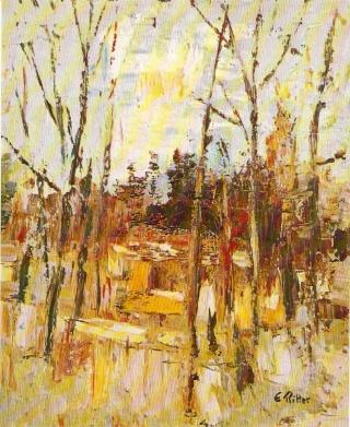Etienne RITTER - Artiste peintre Numari63