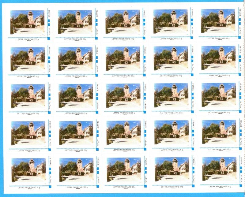 Les timbres postaux de Wangen Numari77