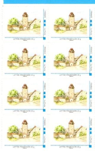 Les timbres postaux de Wangen Numari78
