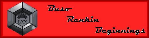 Buso Renkin Beginnings