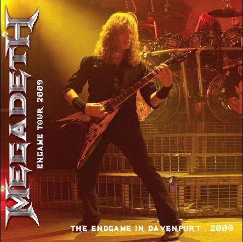 Megadeth - Live in Davenport 2009 Daven11