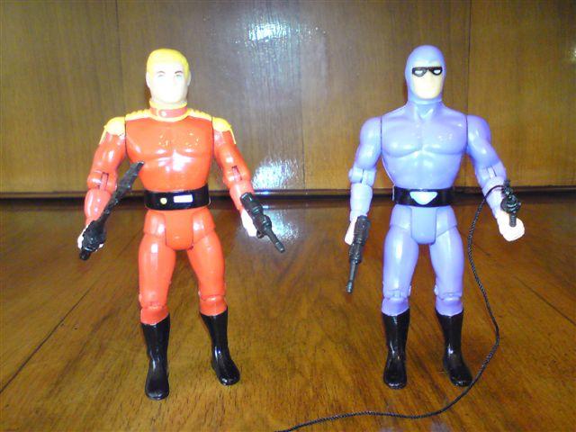 Altre action figures (collezione di spezialagent) Defend11