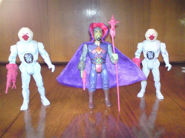 Altre action figures (collezione di spezialagent) Defend13