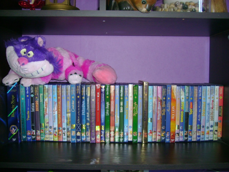 Postez les photos de votre collection de DVD et BrD Disney ! - Page 6 Dsc06410