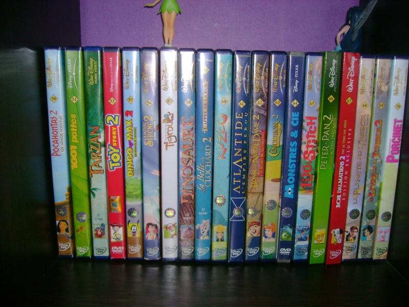 Postez les photos de votre collection de DVD et BrD Disney ! - Page 6 Dsc06411