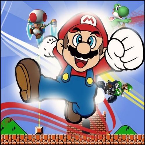 ASR: Opening Match Mario10