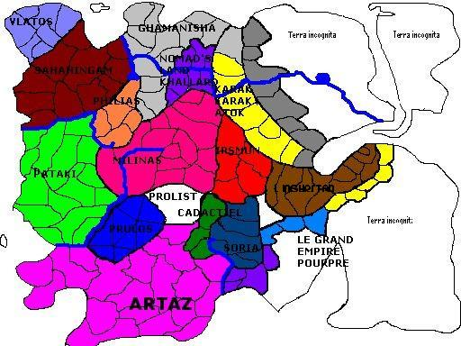 L'HISTOIRE D'ARTAZ