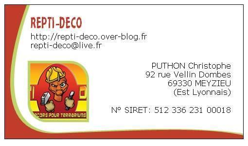 REPTI-DECO présent au salon des animaux de Lyon Carte-10