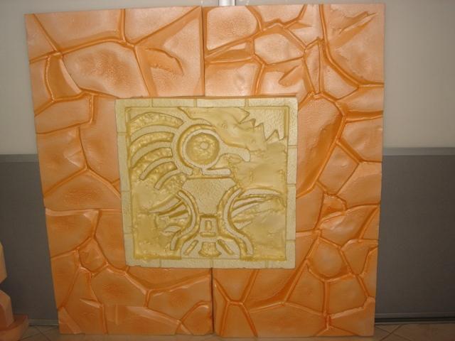 Décor INCA made in REPTI DECO Dsc00210