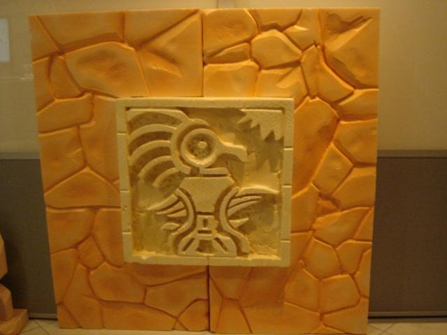 Décor INCA made in REPTI DECO Dsc00211