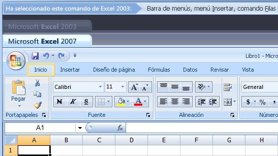 COMANDOS DE OFFICE 2003 EN OFFICE 2007 Guia211
