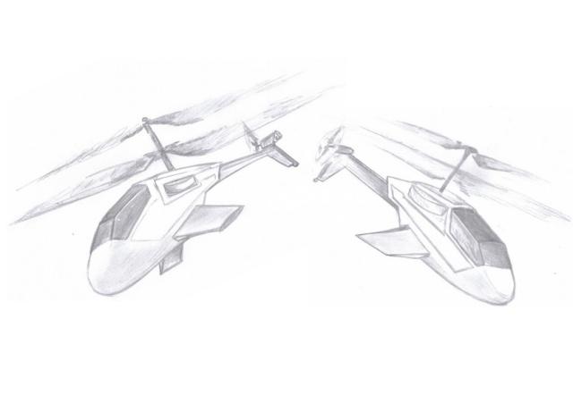 autocollant Helico13