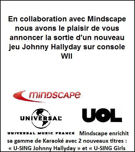 Johnny Hallyday sur console WII Captur75