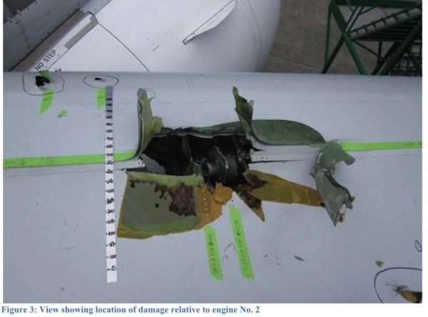 Qantas A380 QF32 : défaillance moteur à Singapour - Page 3 Slide112
