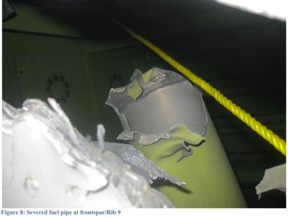 Qantas A380 QF32 : défaillance moteur à Singapour - Page 3 Slide115