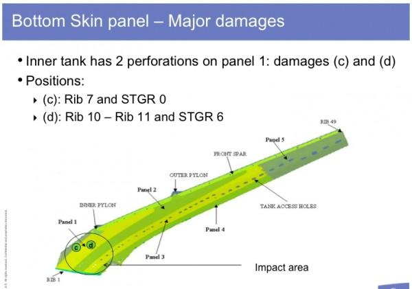 Qantas A380 QF32 : défaillance moteur à Singapour - Page 3 Slide510