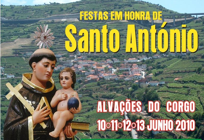 Festa em Honra de Santo António em Alvações do Corgo Cabeca10